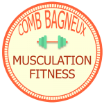 logo musculation fitness bagneux