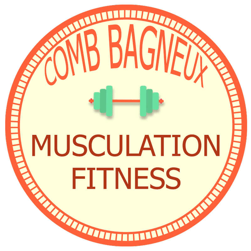 logo club musculation fitness